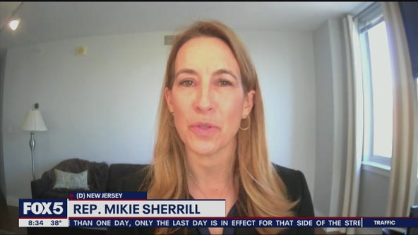 Rep. Mikie Sherrill on Capitol riot