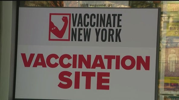 New York sending out more community vaccination prep kits