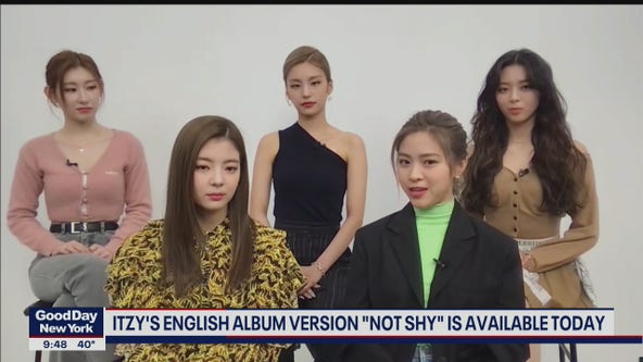 Itzy talk about new album