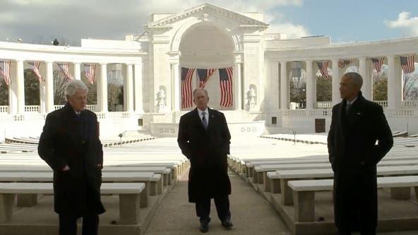 'A more perfect union': Bush, Clinton, Obama echo Biden's calls for unity on Inauguration Day 2021