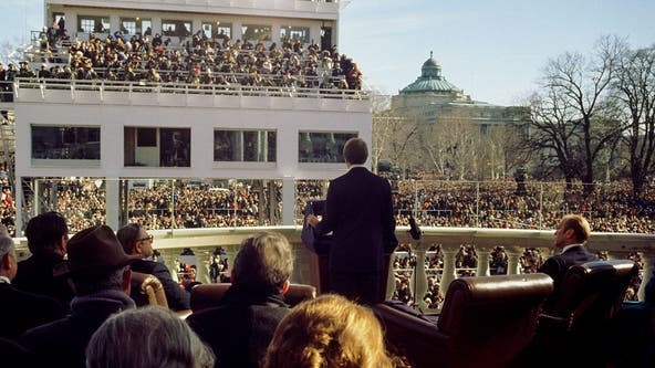 PHOTOS: Inauguration Day from past to present