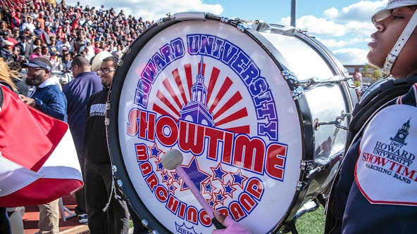 Howard University, University of Delaware marching bands to perform at Biden-Harris inauguration