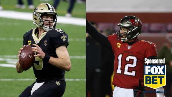 Brady and Brees meet up in final battle between Buccaneers, Saints