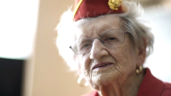 Dorothy Schmidt Cole, oldest living Marine, dies at age 107