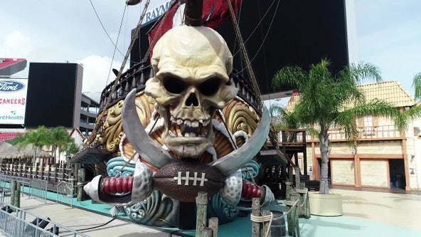Buccaneers make history as first team to play Super Bowl in home stadium