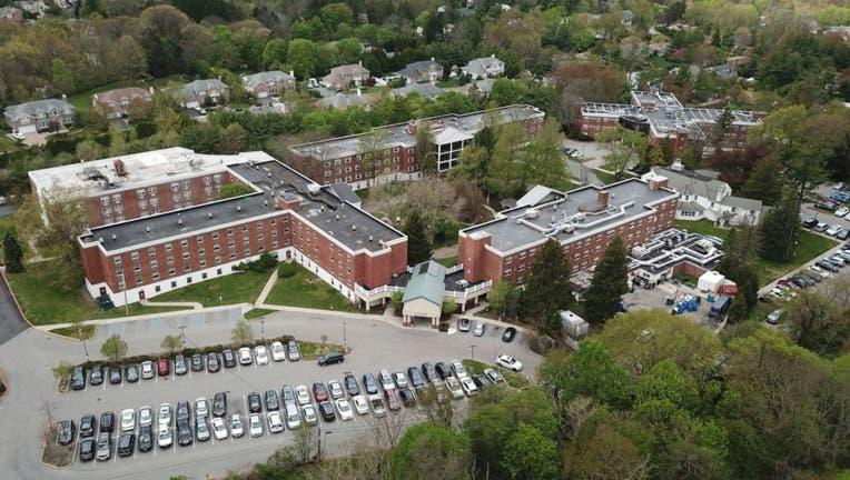 Riverdale Nursing Home in the Bronx