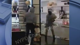 Robbery crew targets high end Manhattan stores