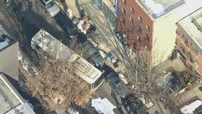 Boy killed by school bus in Brooklyn