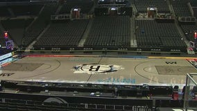 Barclays Center opens to fans