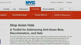 NYC, NYPD confront surge in anti-Asian hate crimes