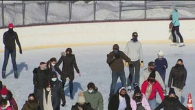 Central Park ice rinks to say open despite NYC cutting ties with Trump Organization