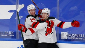 New Jersey Devils postpone 3 games due to COVID
