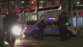 NYPD: Bronx graffiti suspect shot after firing on officers