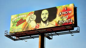 Colin Kaepernick billboards, mural go up around Tampa ahead of Super Bowl LV