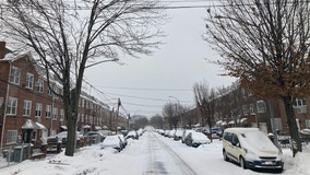 Winter storm hits New York area with snow and ice