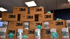 Over 1.7M counterfeit N95 masks seized from Queens warehouse