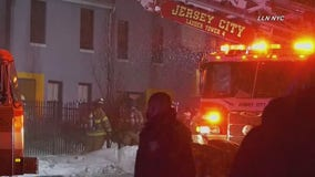 Arson squad investigating fire that killed 2 children in Jersey City