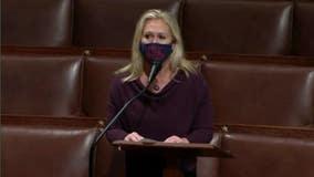 Marjorie Taylor Greene to face expulsion resolution from Dem congressman