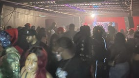 3 illegal underground parties with hundreds of people raided in NYC