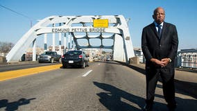 Bloody Sunday memorial will honor civil rights giants including late Rep. John Lewis