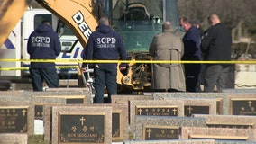 Man dies in grave collapse on Long Island
