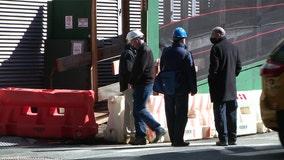 Manhattan construction worker dies in fall