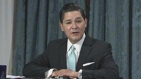 NYC Schools Chancellor Richard Carranza stepping down
