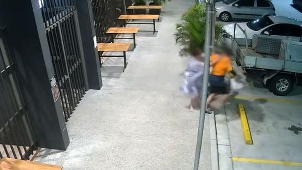 Grandma chases down, tackles thief who stole her purse