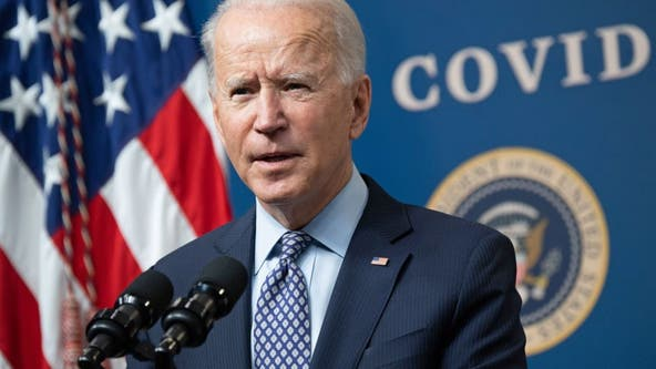 Biden marks 50 million COVID-19 vaccine doses in first 5 weeks in office