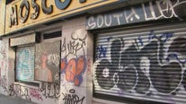 NYPD unveils graffiti clean-up plan