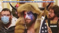 'QAnon Shaman' ordered to stay in jail while awaiting trial after appearing on '60 Minutes Plus'