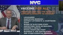 NYC vaccination efforts