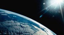 'Space hurricane' seen in Earth's upper atmosphere for first time