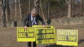 'Isolation Kills': Families push for more visitation at nursing homes