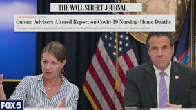 GOP lawmakers slam Cuomo over nursing home data