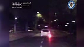 Video: Cops chase, arrest suspects with help of police dog