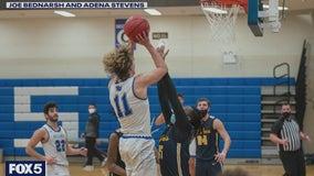 Yeshiva basketball players revel in their winning streak