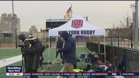 NY rugby team starts season looking for new home
