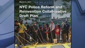 Mayor de Blasio outlines NYPD reforms