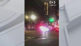 Innocent bystander shot in leg in Midtown Manhattan