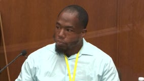 MMA fighter who saw George Floyd's death testifies at Chauvin trial about calling 911 on police