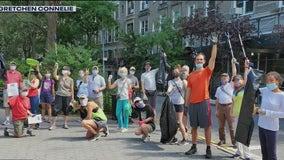 Block association flourishes after neighbors bond over video chat