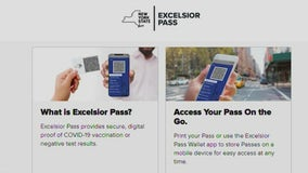 New York launches mobile COVID passport 'Excelsior Pass'