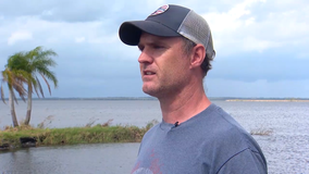 'Could have been a lot worse' says paramedic who nearly lost arm to alligator