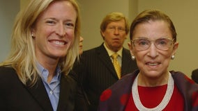 Coauthor of Ruth Bader Ginsburg's final book reflects on her mentor's legacy