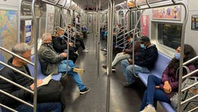 Subway ridership hits highest single-day total since beginning of pandemic