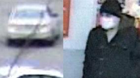 Man flashes gun at shopper at Walmart