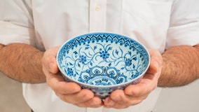 Bowl bought at a yard sale for $35 resells for $722,000