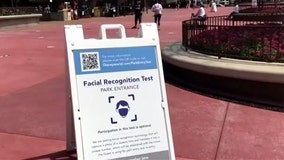 Disney World testing facial recognition software