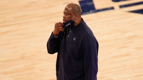 Patrick Ewing Says Madison Square Garden security doesn't recognize him